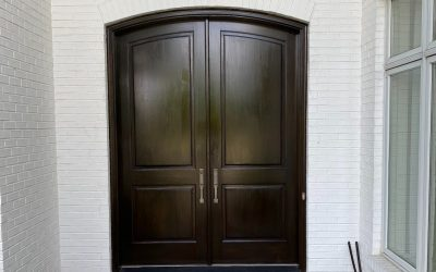 Door Installation and Repair – Tips For Keeping Wood Entry Doors Looking Their Best…