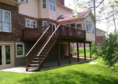 Deck Restoration (Cincinnati, Ohio)