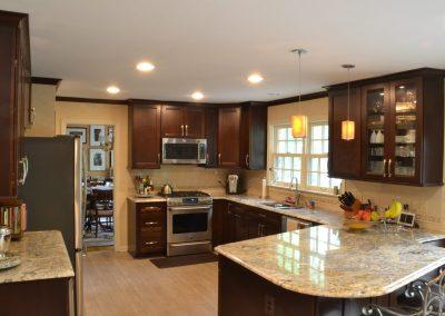 Open Concept Kitchen and Great Room Remodel (Cincinnati, Ohio)