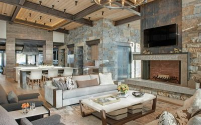 Home Design Tips – Rustic Chic Design is a New Type of Country Design With Some Twists…